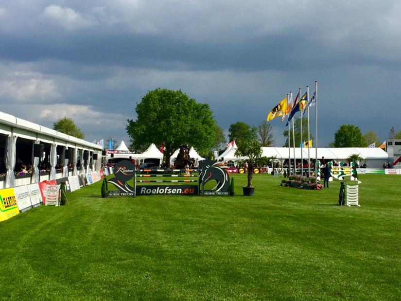 Dutch championships showjumping / Holländische Meisterschaften Springreiten