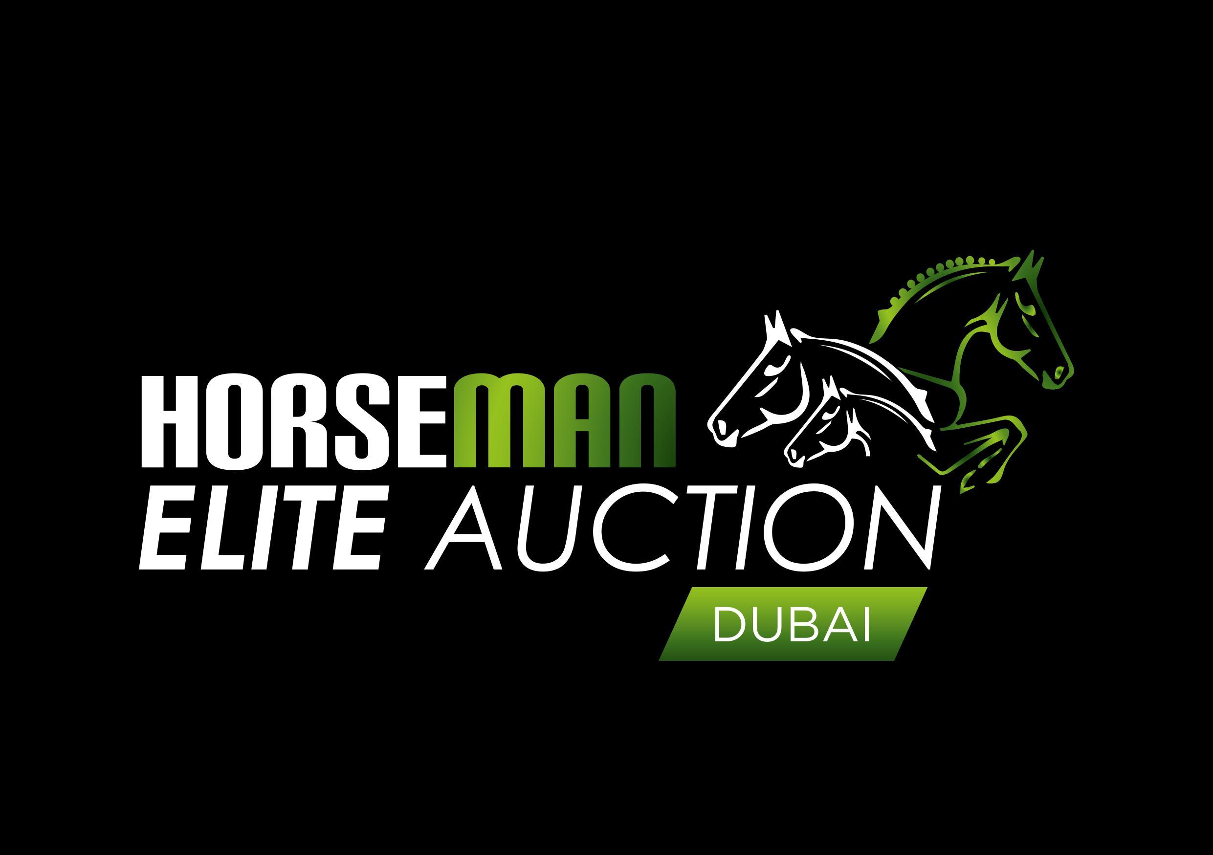 Horseman Elite Auction DUBAI